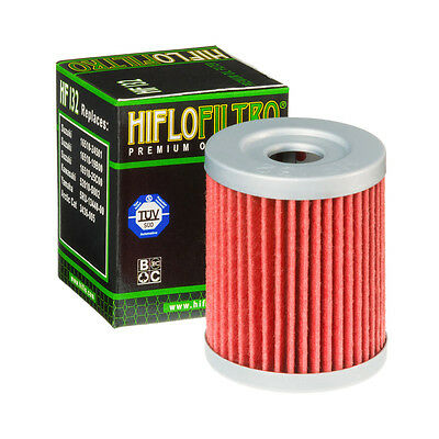 for Motorcycle Applications HF139 4 HIFLOFILTRO Four Pack: Oil Filter