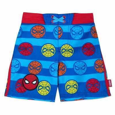 Disney Store Mickey Mouse Swim Trunks Shorts Boy Size 5//6 7//8