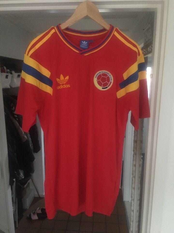 Fodboldtrøje, str. Medium til xxl
