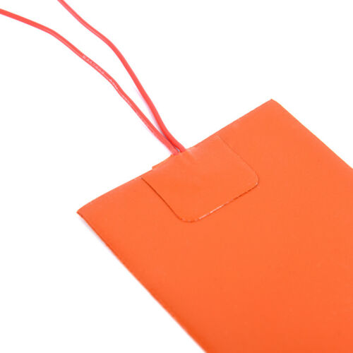 100X80Mm 12V 20W Heated Bed Heater Pad Silicone Heating Mat For 3D Printer-SL