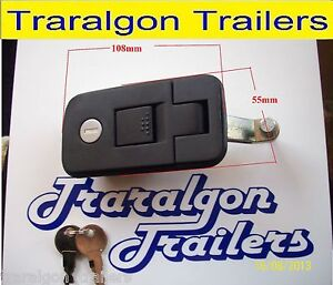Details about Compression Lock for canopy, Toolbox, Camper, Trailer, Truck  sleeper 4WD M26