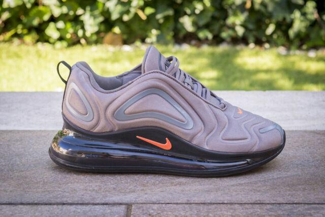 Scarpe Nike Air Max 720 Nero Black Grigio 40, 41, 42, 43, 44, 45 SALDI 40%