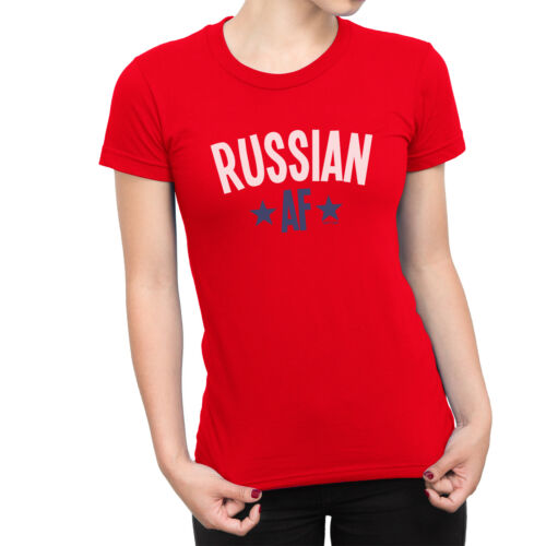 RUSSIA World Cup 2018 T-Shirt Football Family Choice Mens Womens Kids Baby