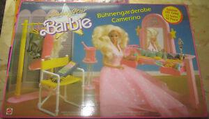 Dressing Backstage Barbie Superstar Camerino Mattel 1989 8447 Frais sans frais