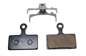 Shimano XT M785 SLX M666 Deore organic disc brake pads 1 pair