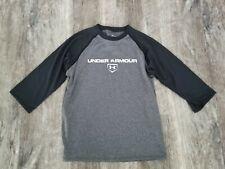 Under Armour Boys Swing Like A Legend 3//4 T-Shirt