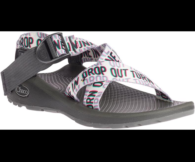 CW117 ny Chaco Mega Z  Cloud Sandal Sandal Sandal Limited Ed trästock kvinnor 7 Leary Salt  bekväm