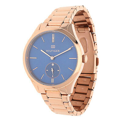 Tommy Hilfiger Damen Armbanduhr Rosegold 1781579