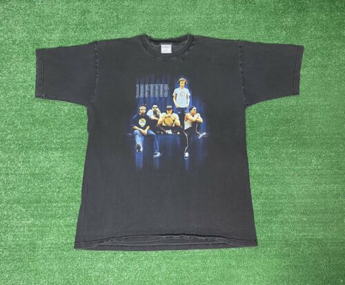 "Vintage Incubus ""Morning View Tour"" Shirt Size XL"
