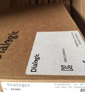 Dialogic NMS CG6060/42-2L/4TE Media Board Tested | eBay