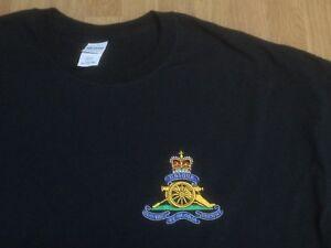 Various Colours Royal Horse Artillery Embroidered Polo Shirts