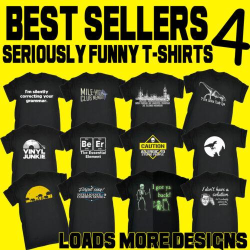 Funny Mens T-Shirts novelty t shirts joke t-shirt clothing birthday tee shirt 4