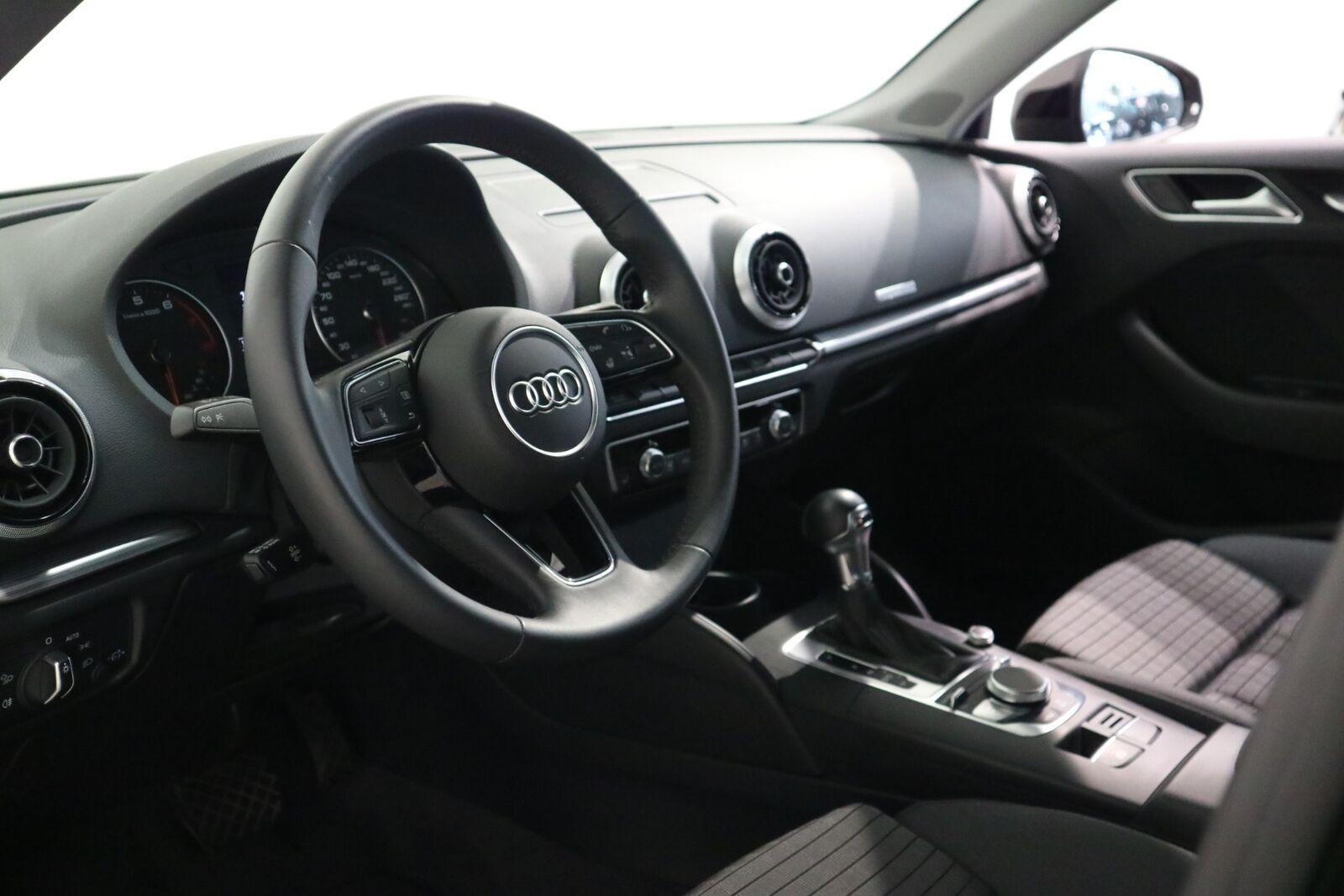Audi A3 40 TFSi Sport Limited Sportback S-tr. - billede 9