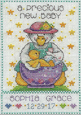 """Design Works A GOOD THING Counted Cross Stitch Kit 5/"""" x 7/"""""""