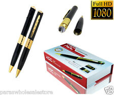 High Defination HD Spy Pen Hidden camera with HD quality audio - video recording