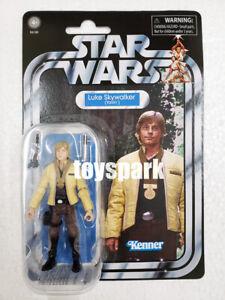 Star Wars Vintage Collection LUKE SKYWALKER Yavin Exclusive Figure VC151