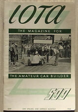 IOTA 500 CLUB RACING Car Magazine June 1948