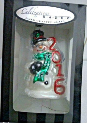 Details about  /Celebrations by Radko Reindeer Deer Church Gingerbread Cupcake Ornament U Choose