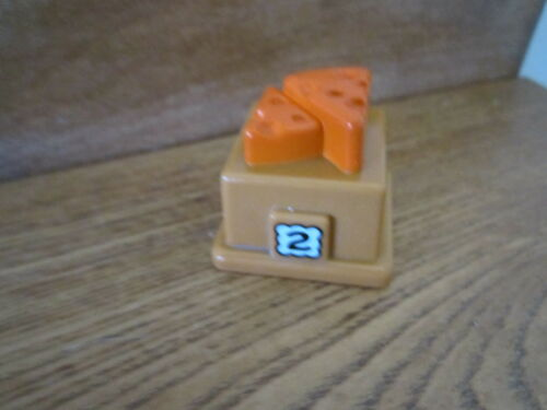 Fisher Price Little People replacement Market Grocery Store Shop 2 two cheese