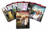 Heartland: Seasons 1-8 (complete Seasons 1 2 3 4 5 6 7 8) Dvd Set