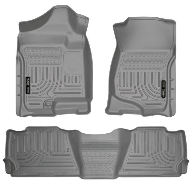 Husky For 2007-2014 Cadillac Escalade ESV Front / Rear