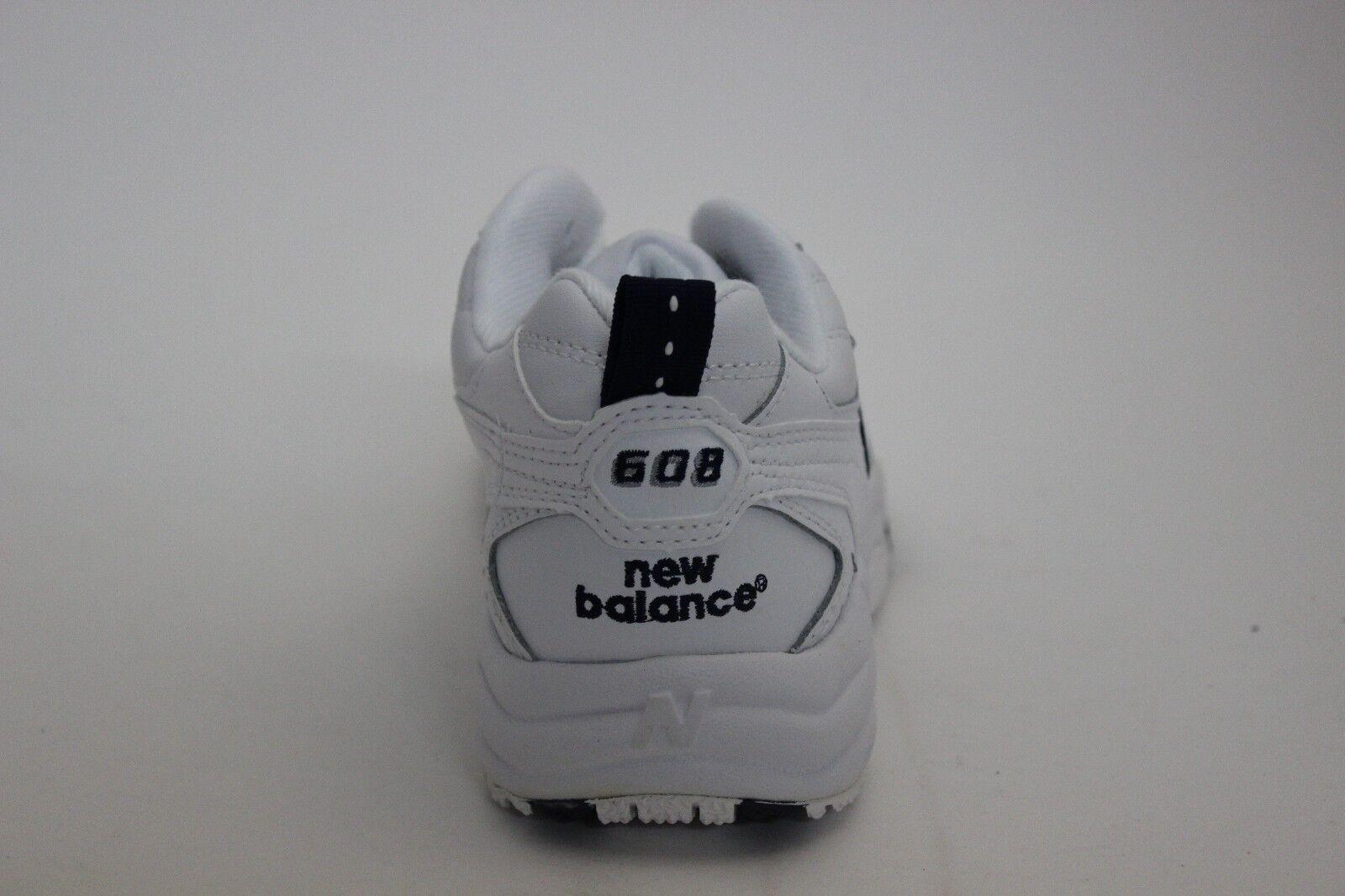 Damen New Balance Trainieren in 608 Weiß WX608WT Nagelneu in Trainieren Karton 915f02
