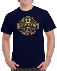 609-Gallifrey-Univeristy-mens-T-shirt-tv-show-doctor-science-fiction-tardis