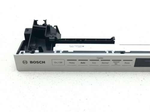 Bosch Dishwasher Control Panel Assembly 00775794 11019858