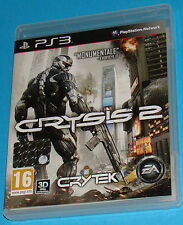Crysis 2 - Sony Playstation 3 PS3 - PAL