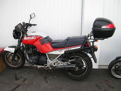 Suzuki GSX 1100 E 1135ccm Motor, Vergaser Schalter, CDI