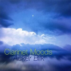 ACKER-BILK-CLARINET-MOODS-CD-NEW