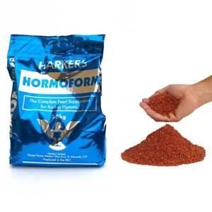 Harkers Hormoform 2.5KG. Complete Racing Pigeon Feed Supplement
