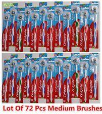 Lot Of 72 Colgate Toothbrush Extra Clean Full Head Medium Brushes #97 WHOLESALE