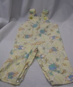NWT GYMBOREE Beatrix Potter Peter Rabbit Romper Outfit Hooded Ears 6-12 Months