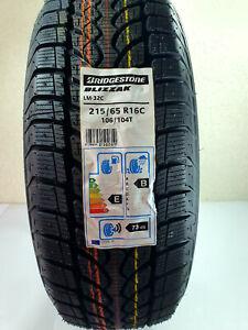 Bridgestone-215-65-R16-C-106-104T-Blizzak-LM-32-C