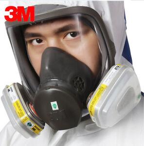 3m respirator full mask