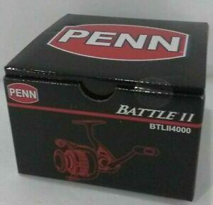 Penn Battle II - Spinning Fishing Reel - BTLII4000