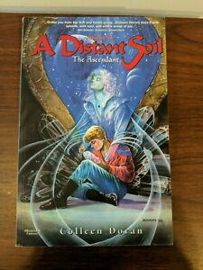 A-DISTANT-SOIL-VOLUME-II-THE-ASCENDANT-By-Colleen-Doran-Signed