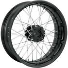 Performance Machine - 12026306RSPKSMB - Spoked Wire Front Wheel
