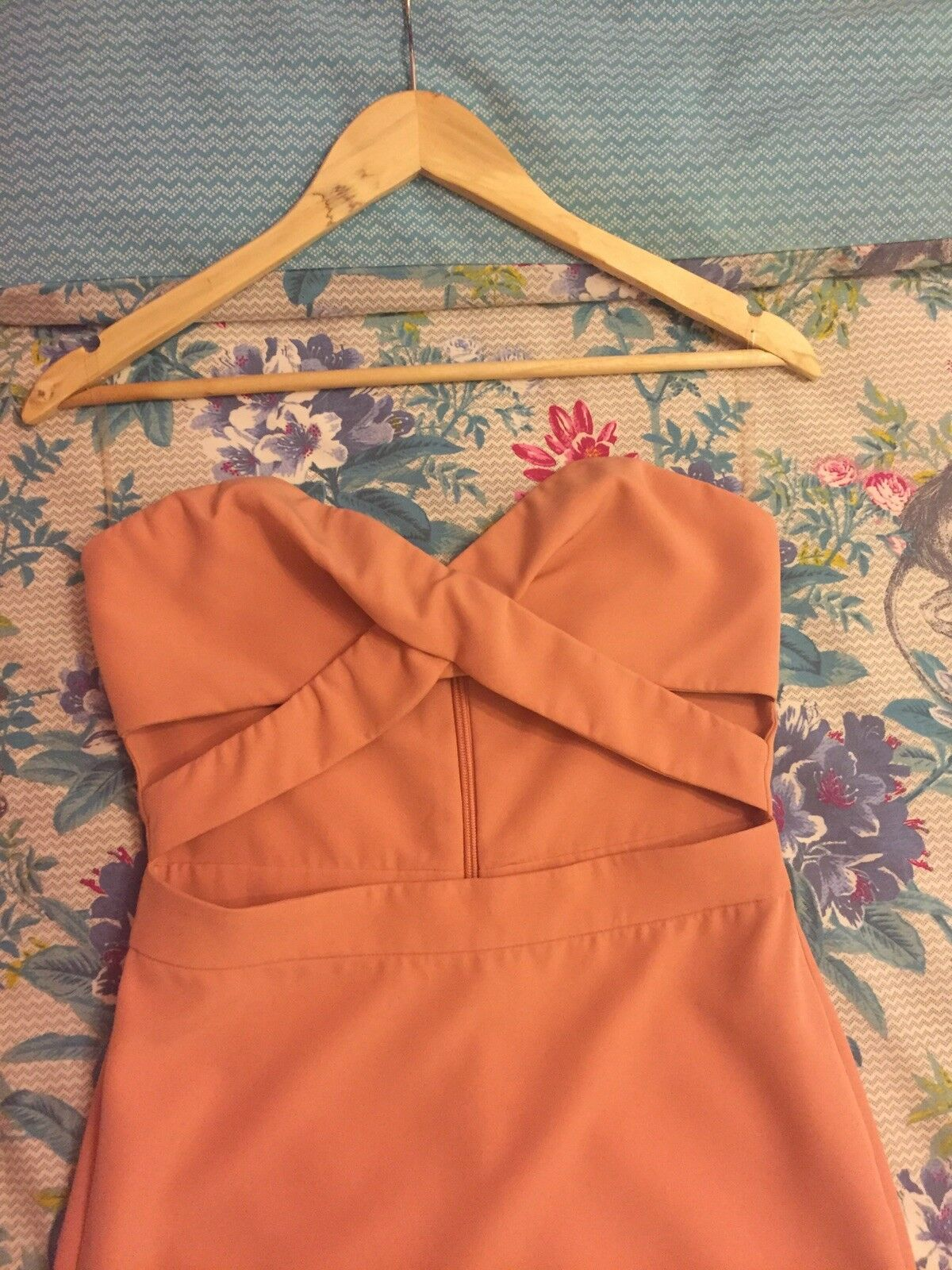 PADRONA ROCCE Vestito Vestito Vestito rosa S fff5d3