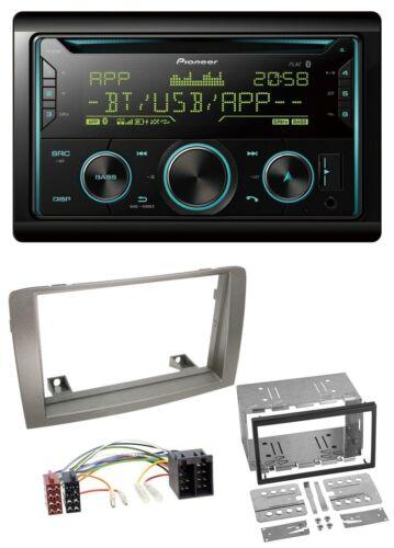 2004-2012 Pioneer Bluetooth 2din CD aux USB mp3 autoradio para Lancia Musa
