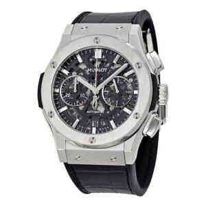 Hublot Classic Fusion Automatic Skeleton Dial Men's Watch 525NX0170LR