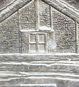 2015 Homestead Quarter Window Die Chip Error