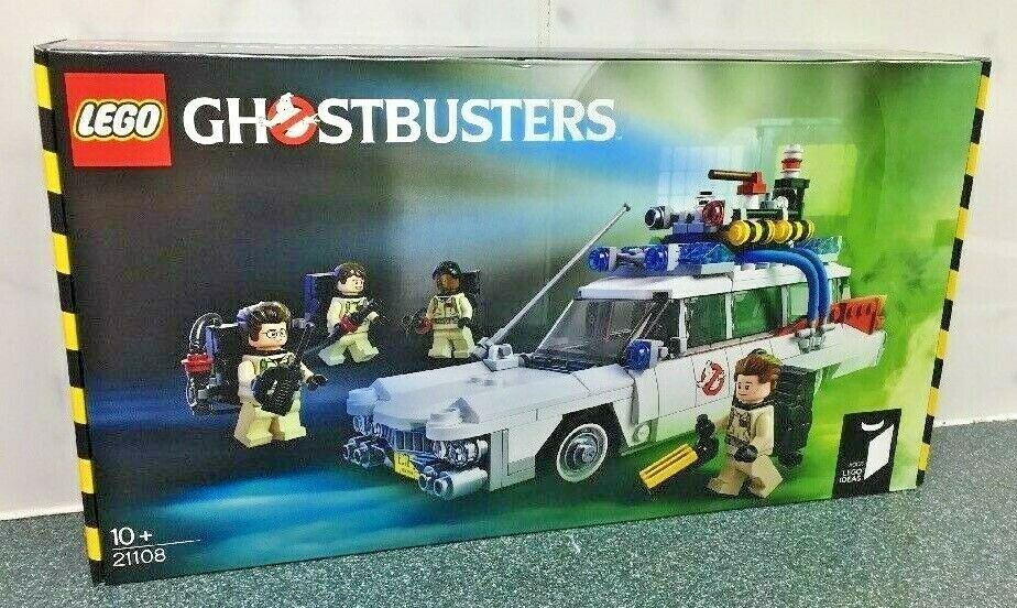 LEGO 21108 GHOSTautobusTERS ECTO  1 IN SCATOLA SIGILLATA  economico in alta qualità