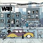 The World Is a Ghetto [40th Anniversary Expanded Edition] by War (CD, Dec-2012, Avenue Records)