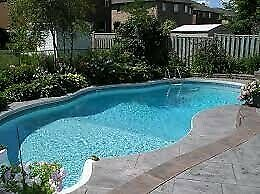 WANT  TO BUILD A POOL