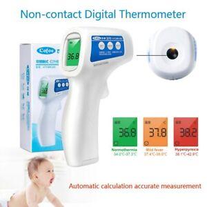 bebe-adulte-numerique-thermometre-sans-contact-infrarouge-Frontal-et-Oreille-CE