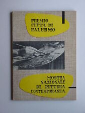 Premio citta di Palermo Mostra nazionale di pittura contemporanea 1960