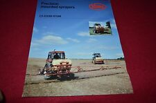 Vicon LS 630M 870M Precision Mounted Sprayers Dealers Brochure BWPA