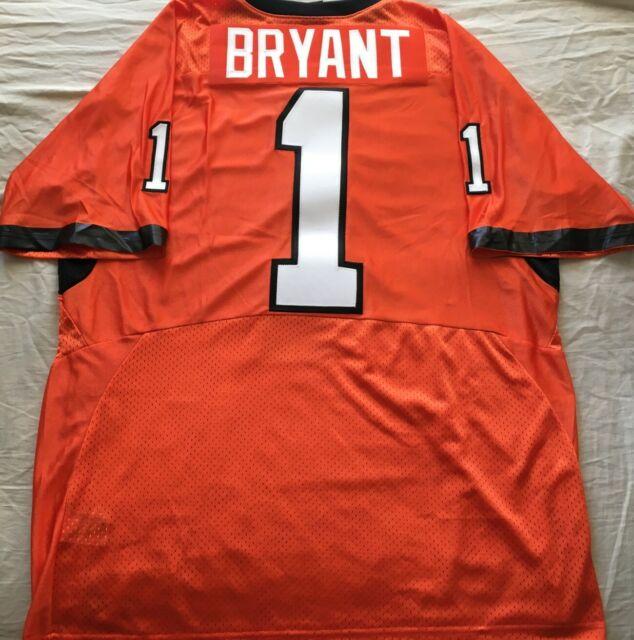 brand new 79861 3c55f Dez Bryant Oklahoma State Cowboys authentic Nike orange stitched XL 1  jersey NEW